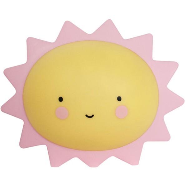 Sun Επιτραπέζιο Φωτιστικό Νύχτας 16x13cm