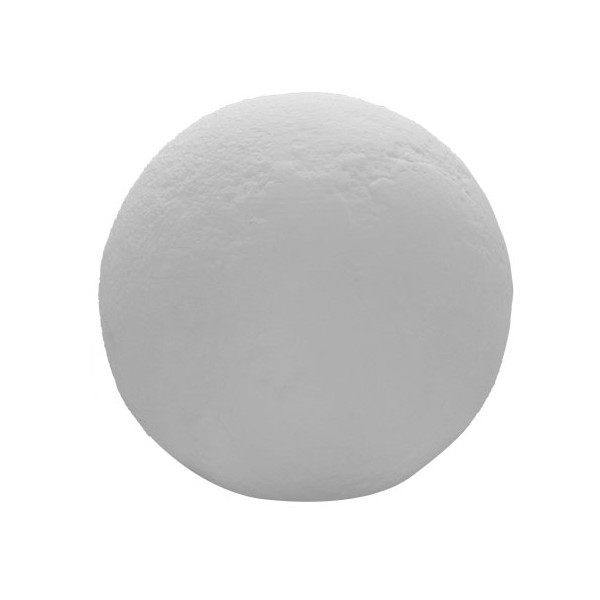 Moonlight Επιτραπέζιο Φωτιστικό Νύχτας Λευκό 13x6x14cm