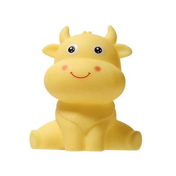 Little Cow Επιτραπέζιο Φωτιστικό Νύχτας 12x12x12cm