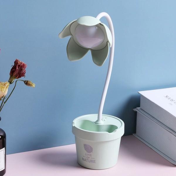 Fleur Επιτραπέζιο Φωτιστικό Με Μολυβοθήκη