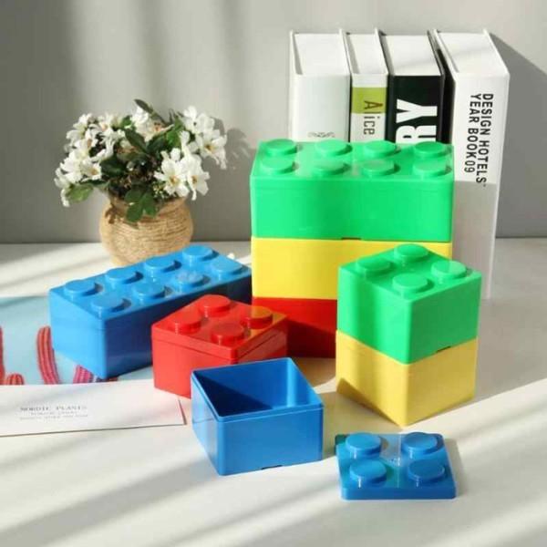 Lego Κουτάκι Αποθήκευσης Κόκκινο 16,7x8,3x6cm