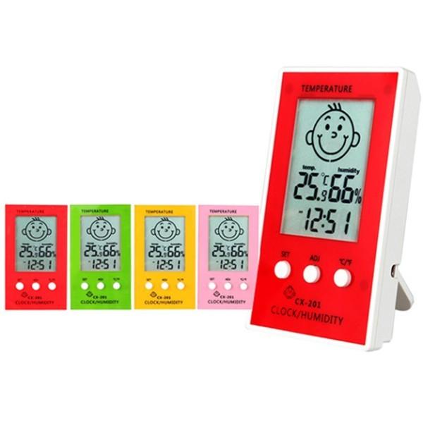 Tempo Θερμόμετρο Δωματίου Παιδικό Κόκκινο