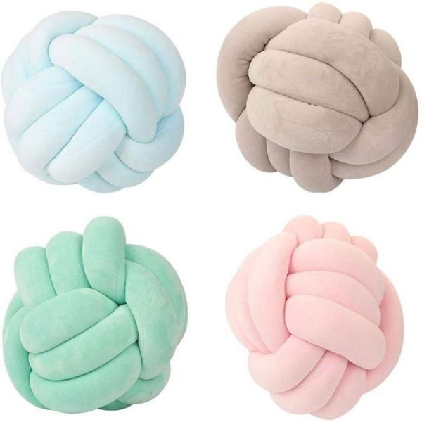 Pillow Fight Μαξιλάρι Διακόσμησης Γαλάζιο 22cm