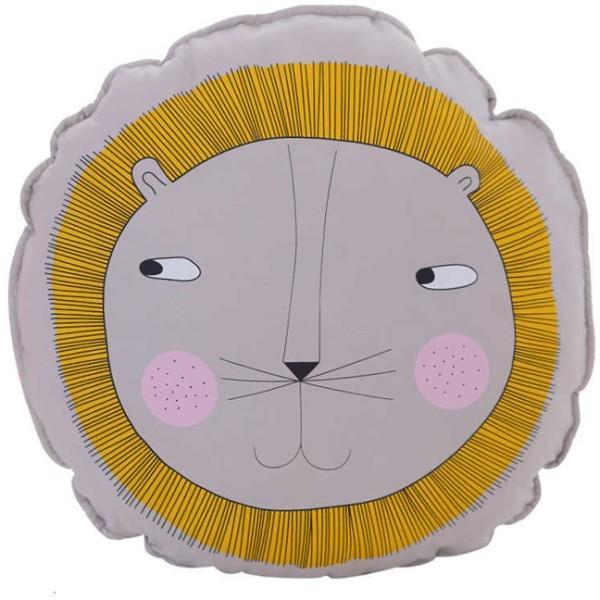 Comfy Διακοσμητικό Μαξιλάρι Λιοντάρι 40x40x20cm