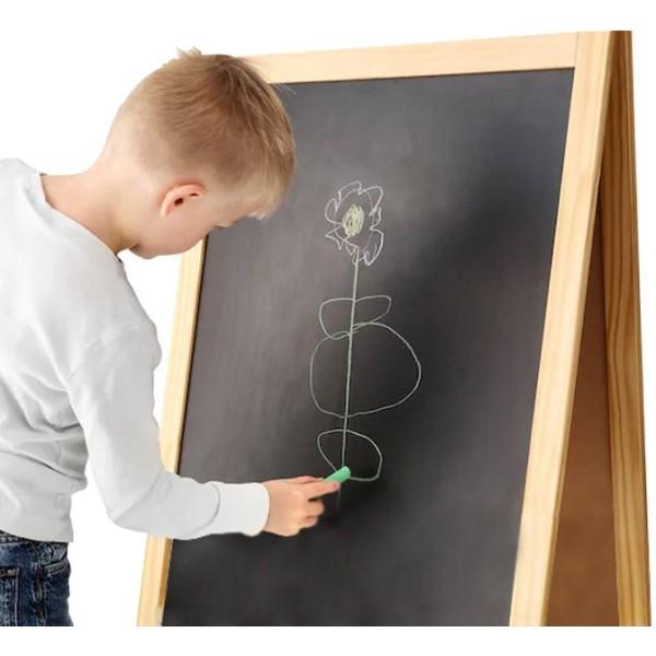 Blackboard Μαυροπίνακας Διπλής Όψης 52x90cm