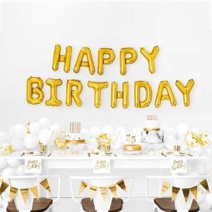 Happy Μπαλόνι Γράμματα Happy Birthday