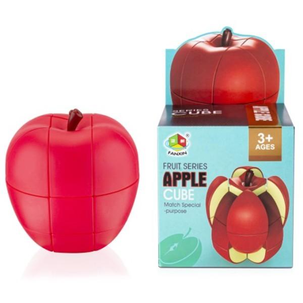 Rubik Κύβος Σε Σχήμα Μήλο 7,5x7,5x8cm