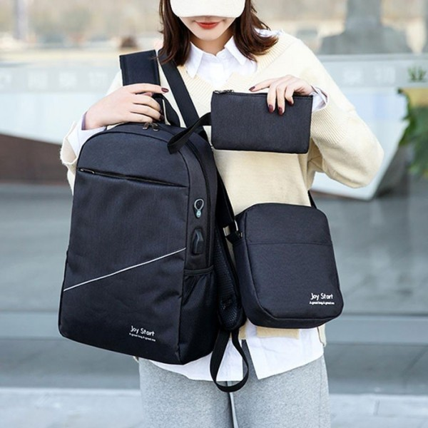 Intel Τσάντα Για Laptop Σετ 3 Τεμαχίων 44x29x14cm