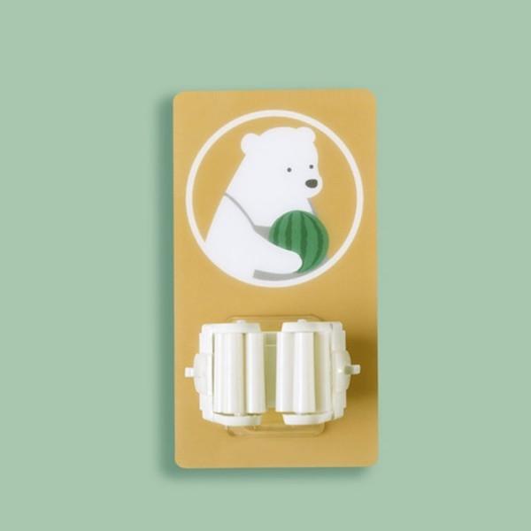 Mop Κρεμάστρα Για Σφουγγαρίστρα Αρκούδα