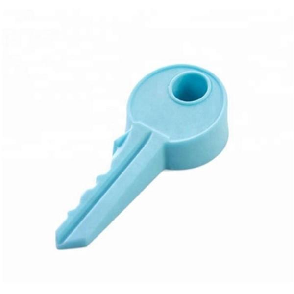 Key Στόπ Πόρτας Μπλε 4x2cm