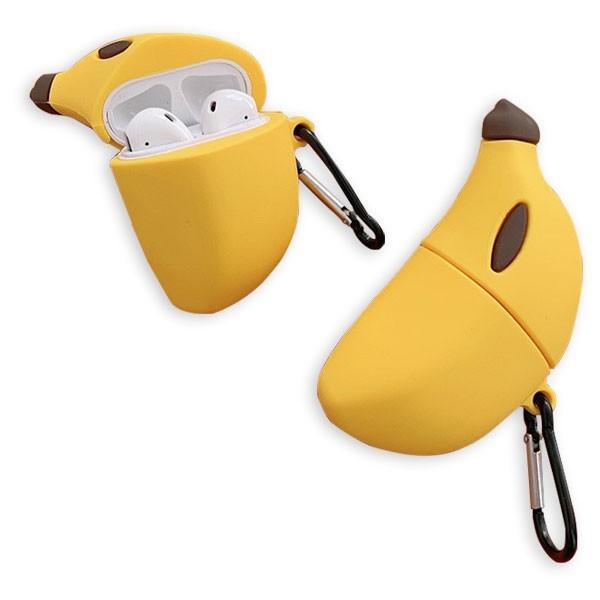 Banana Θήκη Σιλικόνης Για Airpods