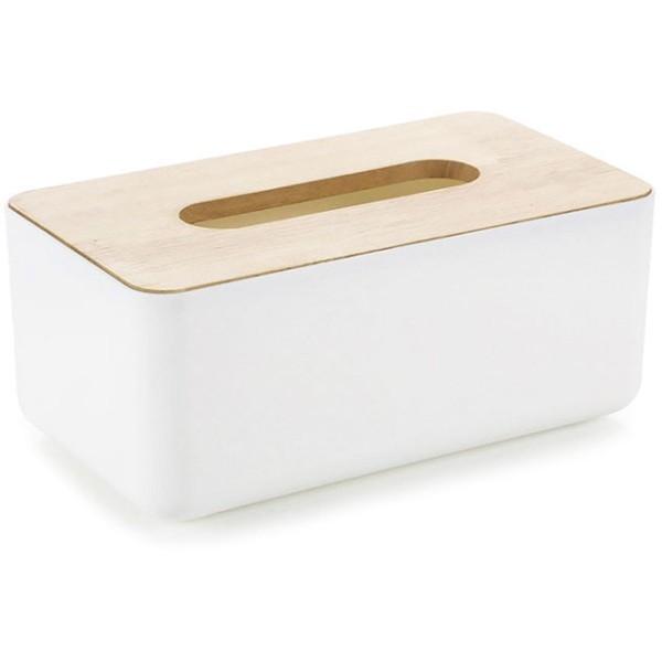 Madera Κουτί Αποθήκευσης Χαρτιού 21x13x10cm