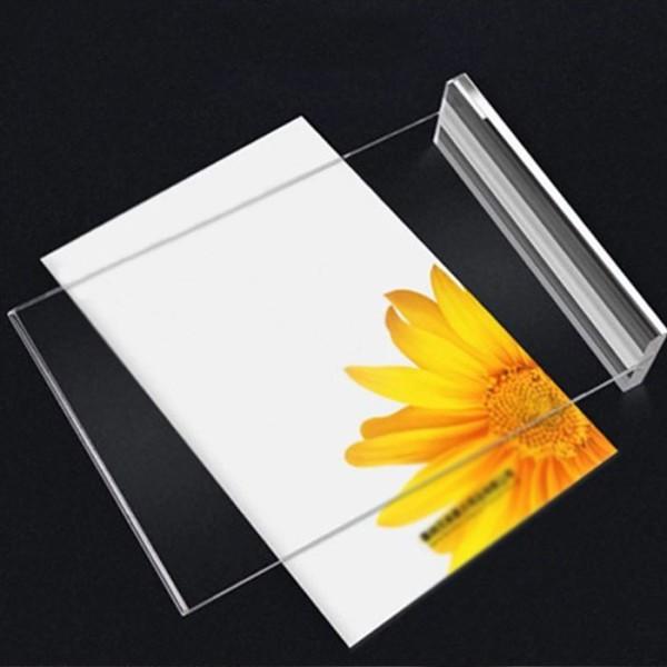 Show Επιτραπέζιο Stand A4 Plexiglass 21x31cm