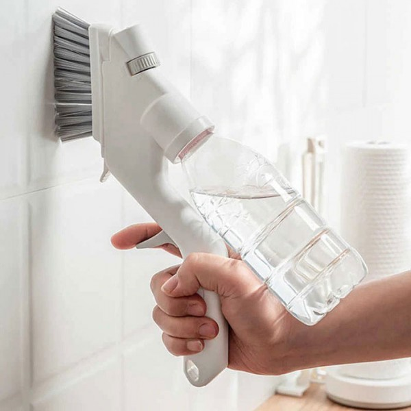 Water Βούρτσα Καθαρισμού Με Σπρέι 14x10.5x25.5cm