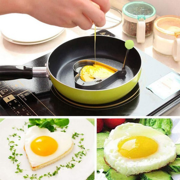 Egg Καλούπι Αυγού Καρδιά