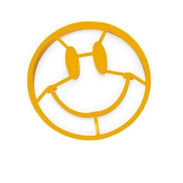 Happy Καλούπι Για Αυγά Χαμόγελο Κίτρινο