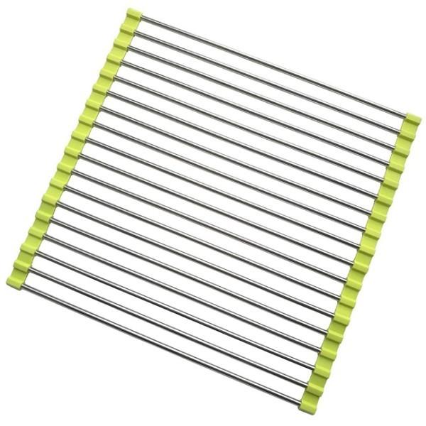 Dry Ραφι Στεγνώματος Για Νεροχύτη Πράσινο 23,2x37,2cm