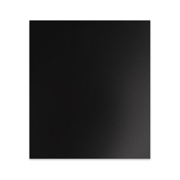 Mat Αντικολλητική Μεμβράνη Ψησίματος Μαύρη Σετ 2 Τεμάχια