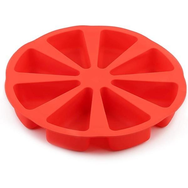Piece Καλούπι Για Κέικ Σιλικόνης Κόκκινο