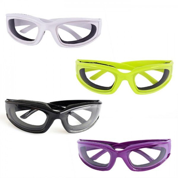 Goggles Γυαλιά Για Καθαρισμό Κρεμμυδιού Πλαστικά Μαύρα 14,2x4,2x12,2cm