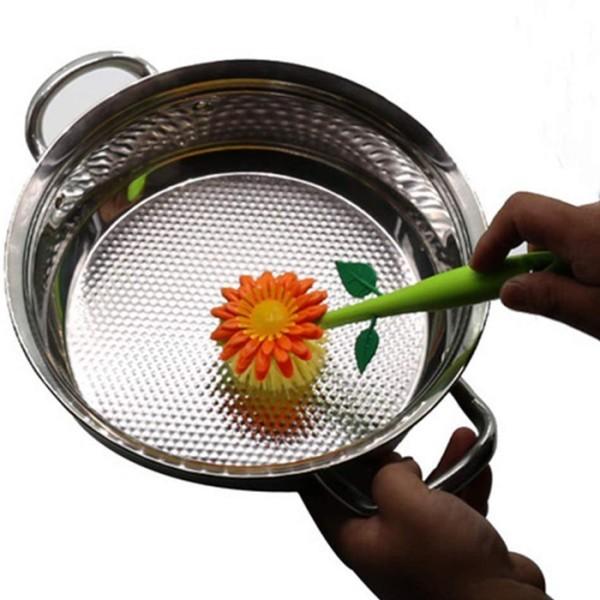Sunflower Βούρτσα Πλυσίματος Πιάτων
