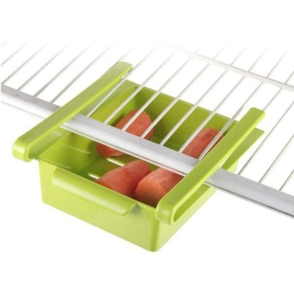 Organize Κουτί Συρτάρι Ψυγείου Πράσινο