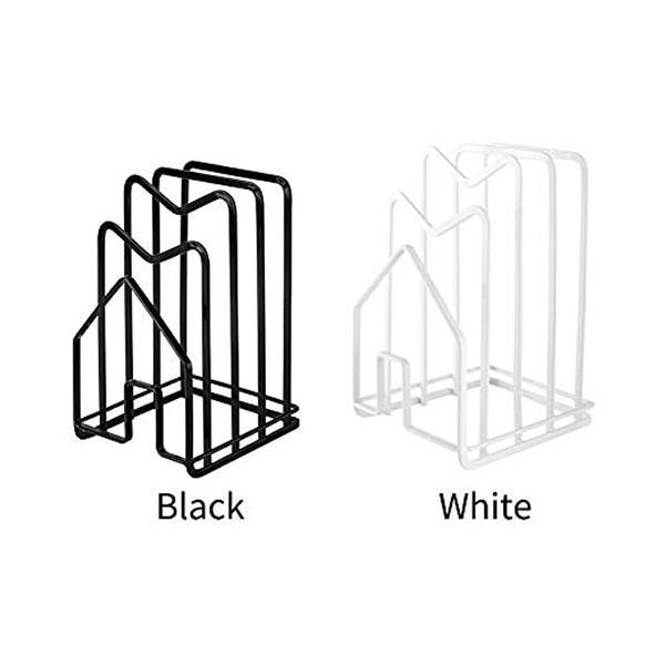Home Βάση Οργάνωσης Ξύλων Κόπης Λευκό Μέταλλο 12.5x14.5x21.5cm