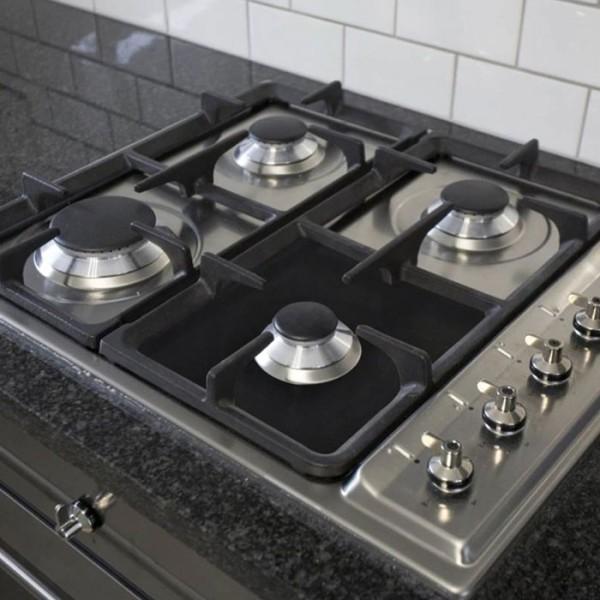 Garni Προστατευτική Επαναχρησιμοποιούμενη Επιφάνεια Για Εστία Κουζίνας 27x27cm