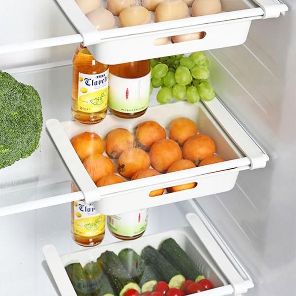 Zai Ράφι Ψυγείου 12 Θέσεων Για Αυγά Λευκό 26x18x5cm