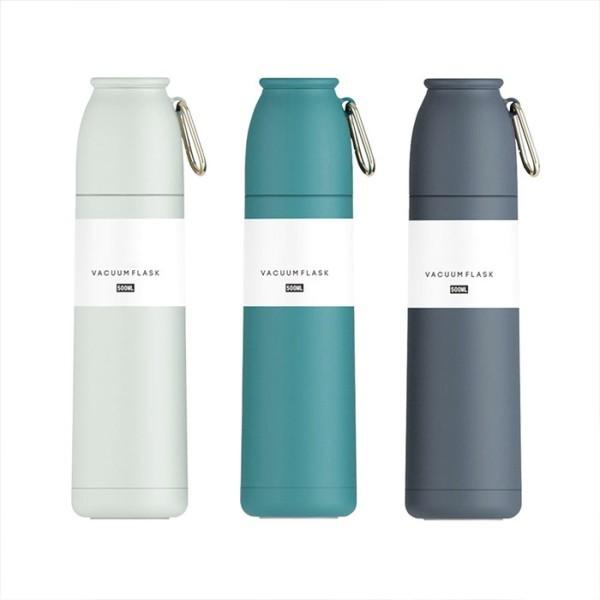 Verdi Ανοξείδωτο Μπουκάλι Θερμός Πράσινο 500ml 6,9x7,3x26cm