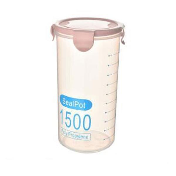 Salva Δοχείο Αποθήκευσης Πλαστικό Γαλάζιο 1500ml