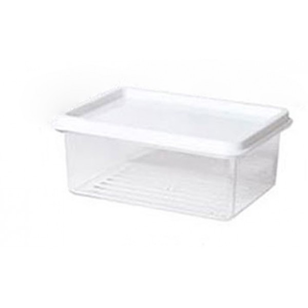Row Δοχείο Αποθήκευσης Τροφίμων Πλαστικό Διάφανο 450ml