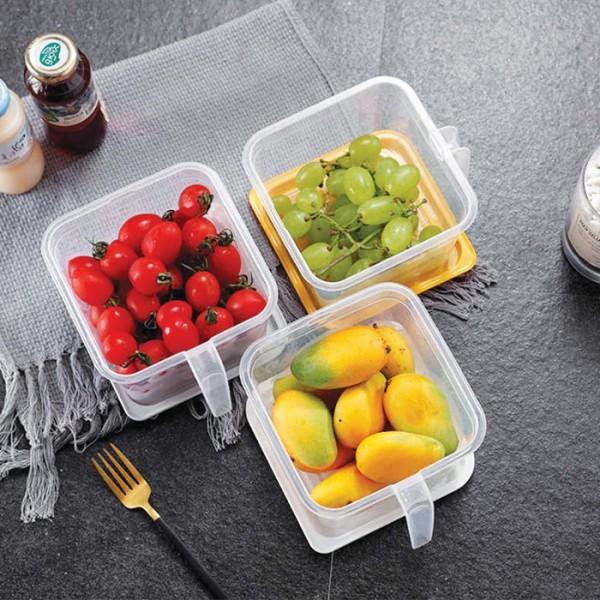 Comida Δοχείο Αποθήκευσης Τροφίμων Ψυγείου 13x13x11,5cm