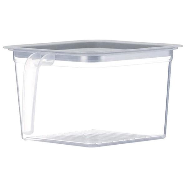 Comida Δοχείο Αποθήκευσης Τροφίμων Ψυγείου Λευκό 13x13x11,5cm