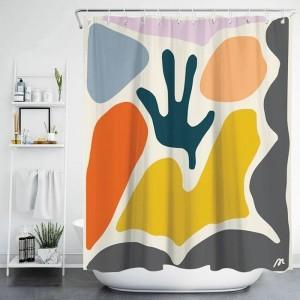 Vellum Κουρτίνα Μπάνιου 180x180cm 150gsm