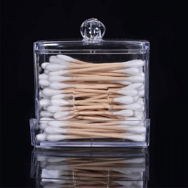 Clear Θήκη Για Μπατονέτες 9,5x7,5x9,8cm