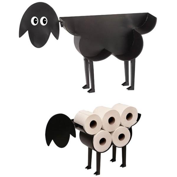 Sheep Μεταλλική Θήκη Για Χαρτί Τουαλέτας 53.3x8.5x33.5