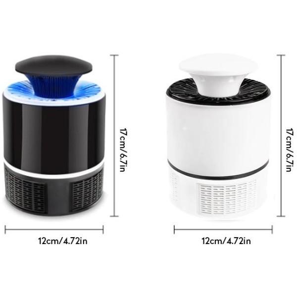 Zanza Αντικουνουπική Συσκευή Μαύρη 13x19cm