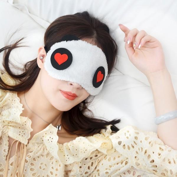 Panda Μάσκα Ύπνου/Ταξιδίου In Love