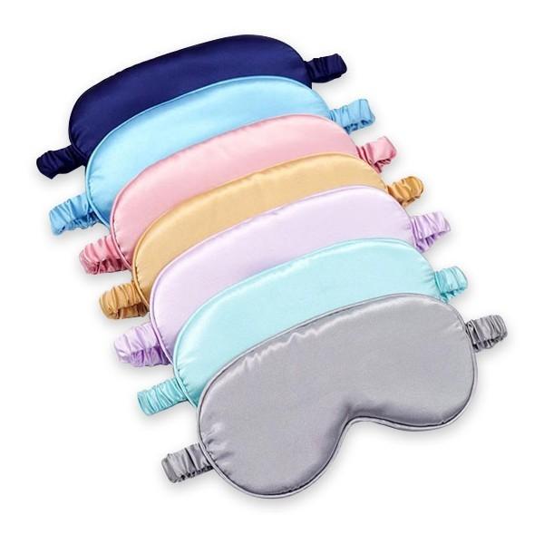 Soft Μάσκα Ύπνου/Ταξιδίου Μπλε