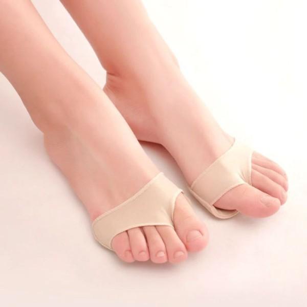 Feet Πάτος Για Τακούνια Μπεζ Ύφασμα
