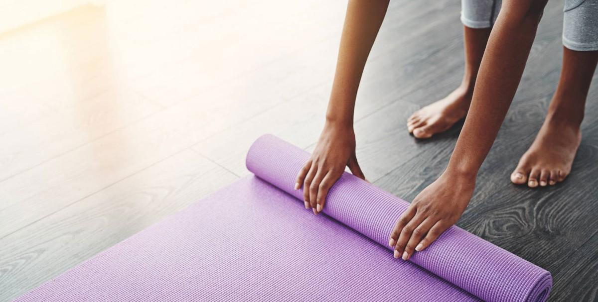 Στρώματα Yoga